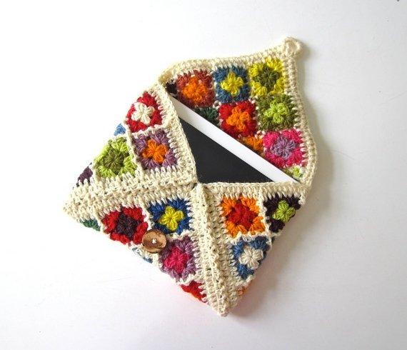 Colorful Yarn Work