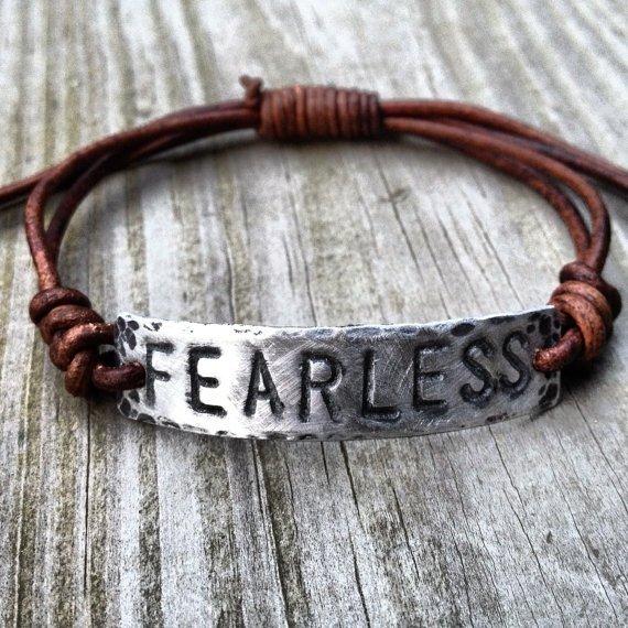 FEARLESS ID Bracelet