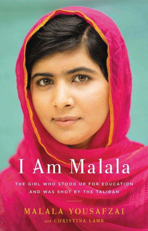 I Am Malala- Malala Yousafzai