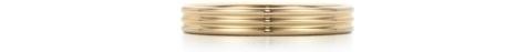Tiffany Three-Row Band Ring