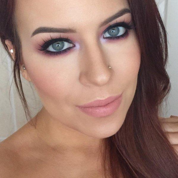 Lauren Paynter's Smokey Eyes