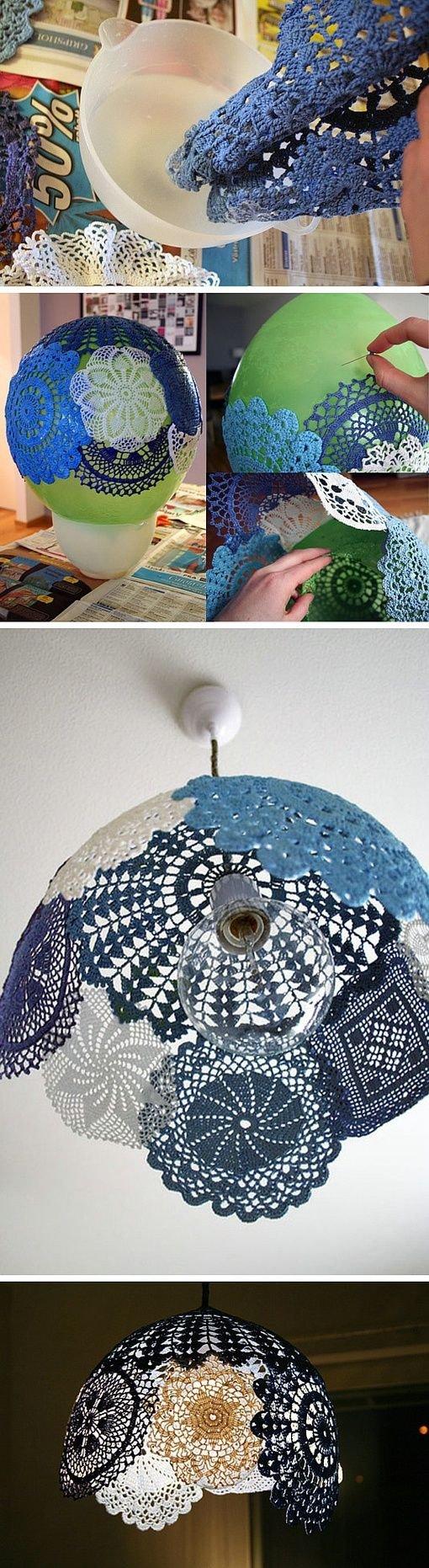 Make a Cool Lampshade