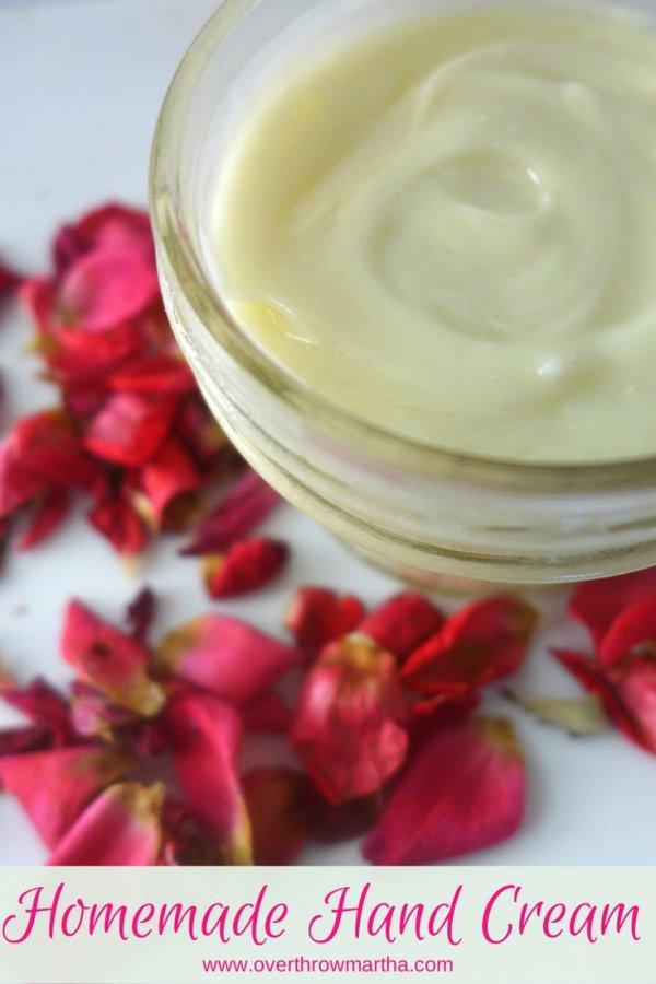 Lavender-rose Hand Cream