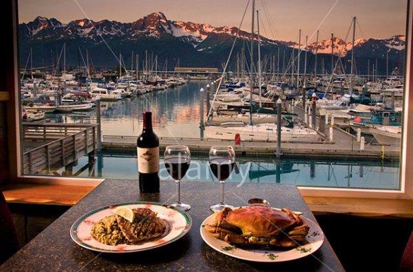 Chinooks Waterfront Restaurant - Seward, USA