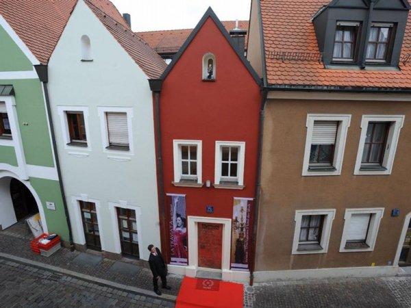 "Eh'häusl (""the Wedding House"") in Amberg, Germany"