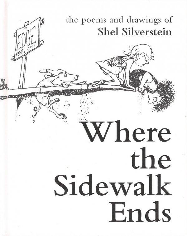 Shel Silverstein-Where the Sidewalk Ends