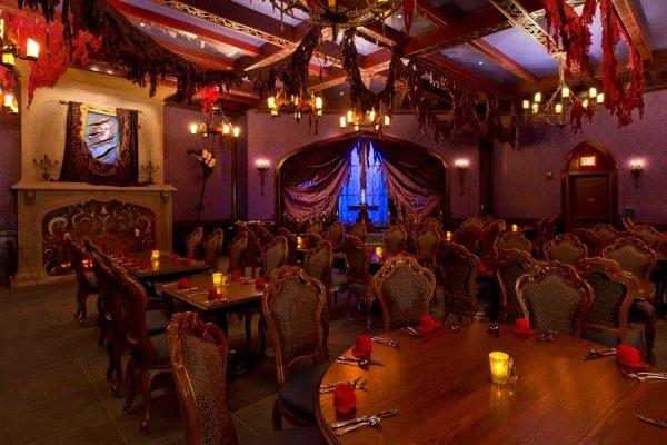 Disney Paris Restaurant Reservations