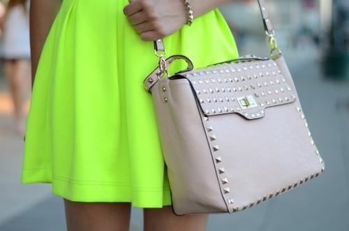 Neon Skirts
