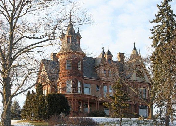 Henderson Castle, Kalamazoo, Michigan