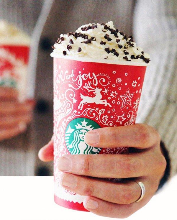Starbucks Christmas Drinks.Best Starbucks Christmas Drinks To Get