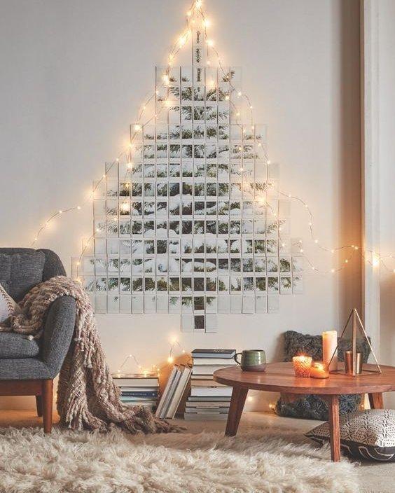 christmas tree, christmas decoration, living room, decor, fir,