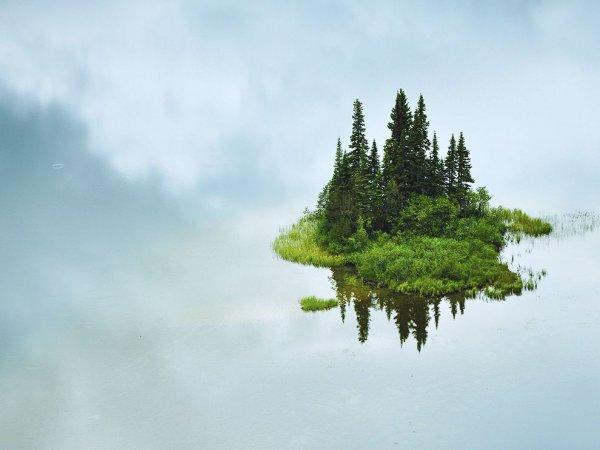 Island in the Sky by Shane Kalyn