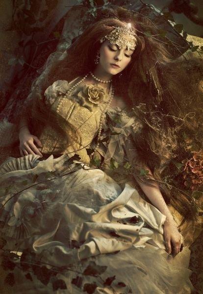 Lethe - Goddess of Forgetfulness and Oblivion