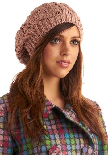 Winter Romance Hat