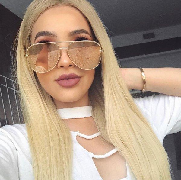 eyewear, hair, eyebrow, blond, human hair color,
