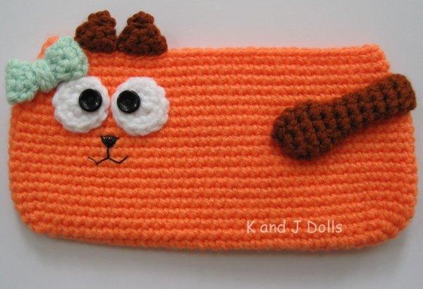Cat Schoolbag