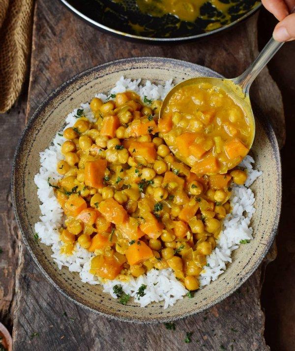 dish, food, curry, vegetarian food, indian cuisine,