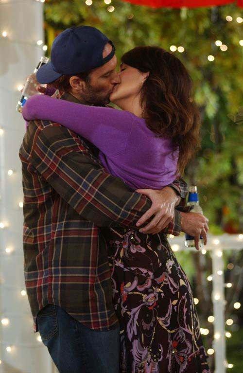 """Lauren Graham & Scott Patterson on """"Gilmore Girls"""""""