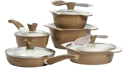 A Set of Pots and Pans