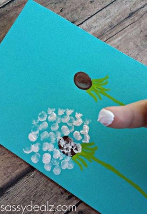 Fingerprint Dandelion