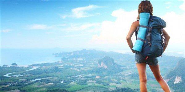 mountainous landforms, sky, vacation, tourism, leisure,