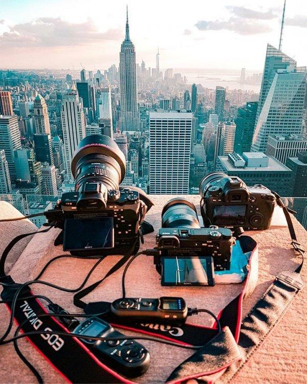 city, metropolis, cityscape, skyscraper, skyline,