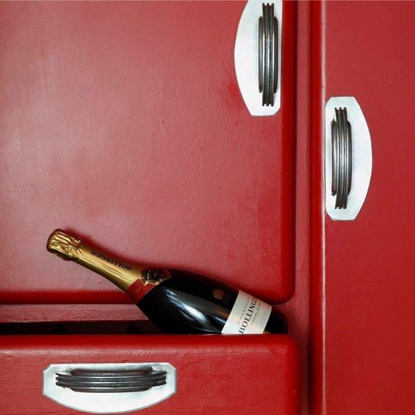 Red, Handle, Room, Door handle, Lock,