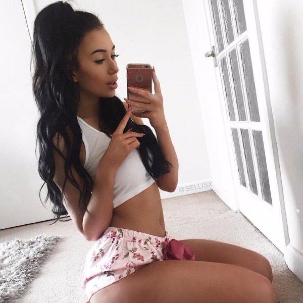 Tank and Shorts
