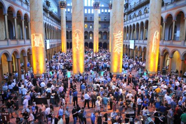 American Craft Beer Fest, Boston, Massachusetts