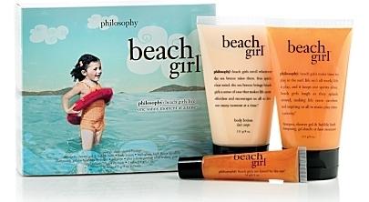 Philosophy Beach Girl Set