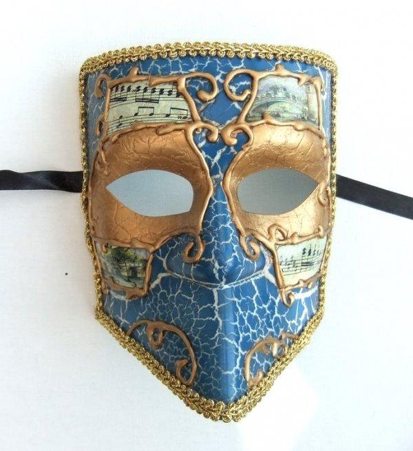 The Bauta Mask