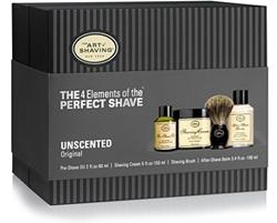 Full Size Unscented Shaving Kit