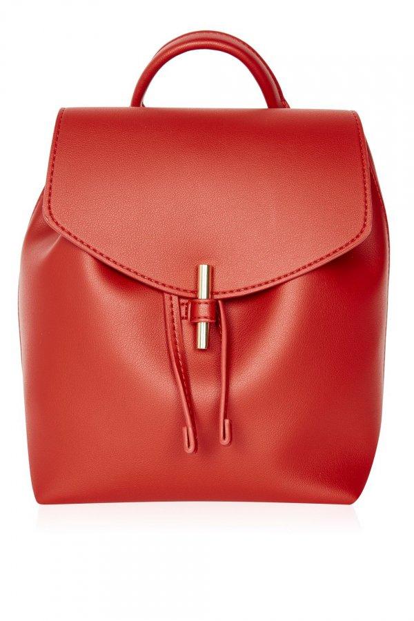 bag, handbag, red, shoulder bag, leather,