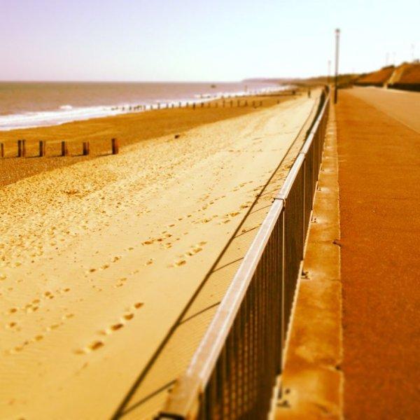 Gorleston Beach, Gorleston-on-Sea, England