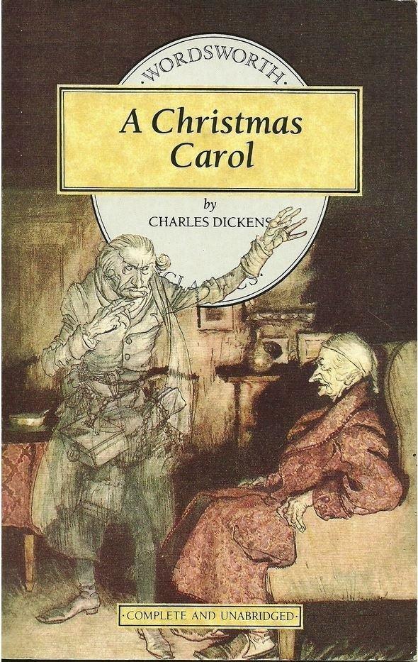 The Christmas Carol – Charles Dickens