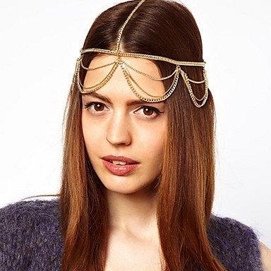 Tassel Chain Multi-Layers Headband
