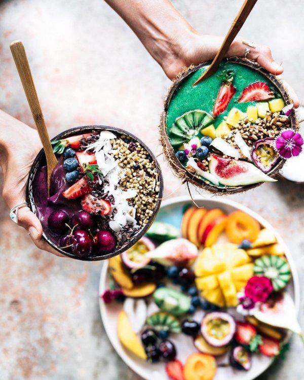food, produce, flower, dessert,
