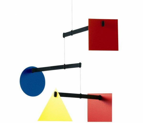 Nursery Mobiles, Bauhaus