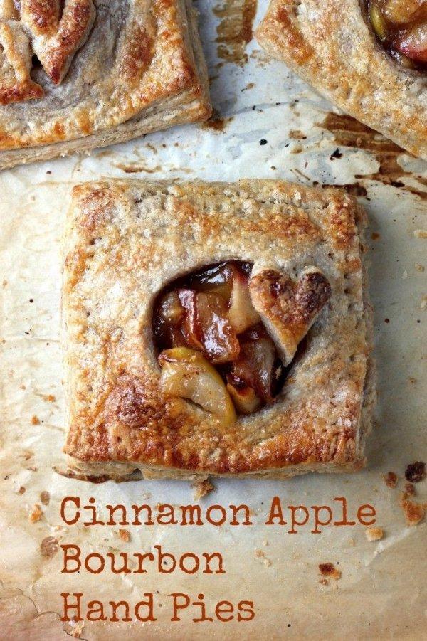 Cinnamon Apple Bourbon