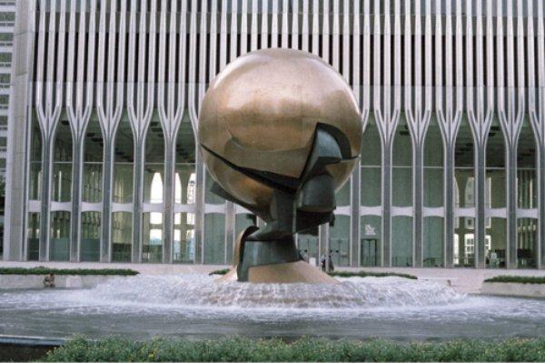 World Trade Center Sphere