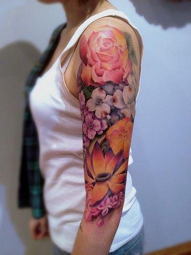 tattoo,arm,head,muscle,organ,
