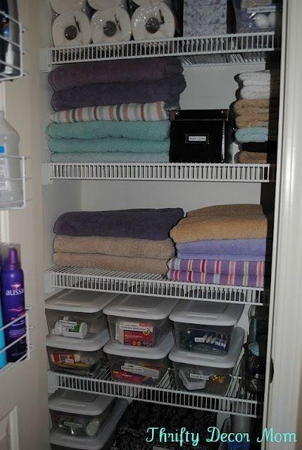 Lots of Shelves