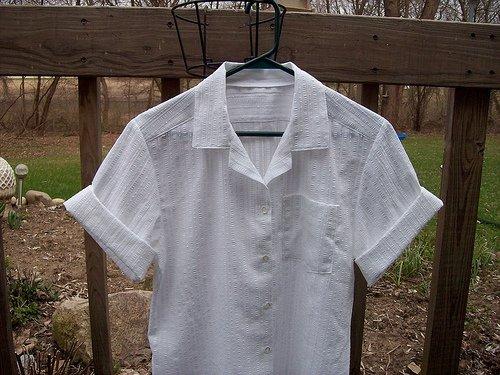 A White Shirt