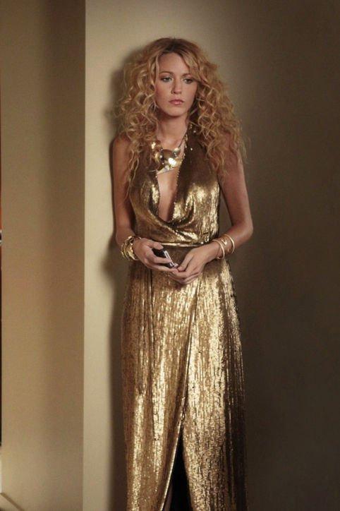 Diane Von Furstenberg Gown