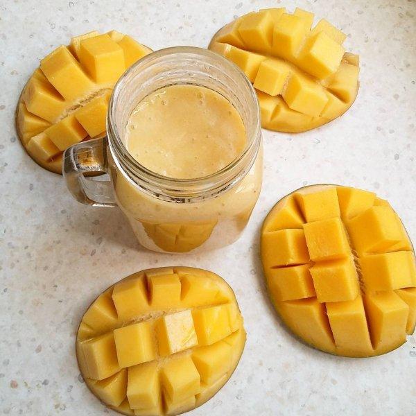 A Mango is like Eating Dessert
