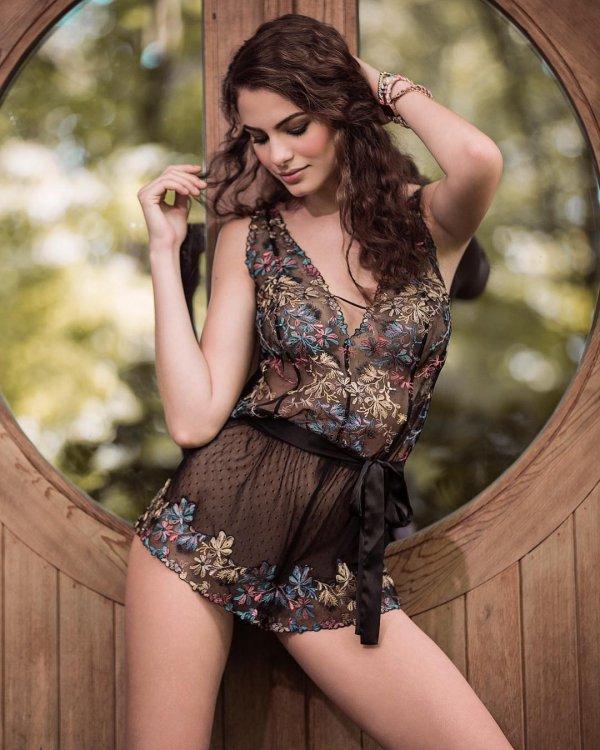 Clothing, Undergarment, Photo shoot, Beauty, Lingerie top,