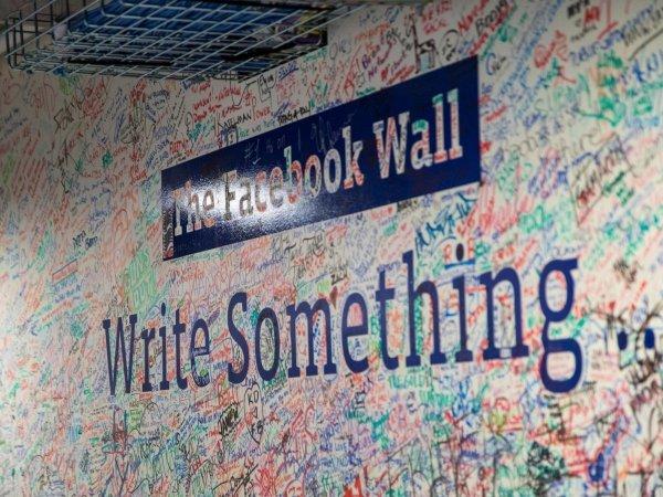 Facebook in New York, New York