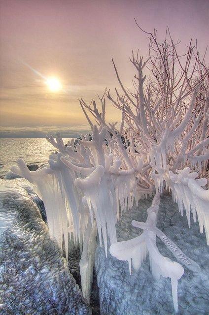Humber Bay Park, Lake Ontario, Canada