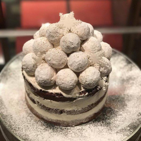 food, dessert, chocolate truffle, dish, edible mushroom,