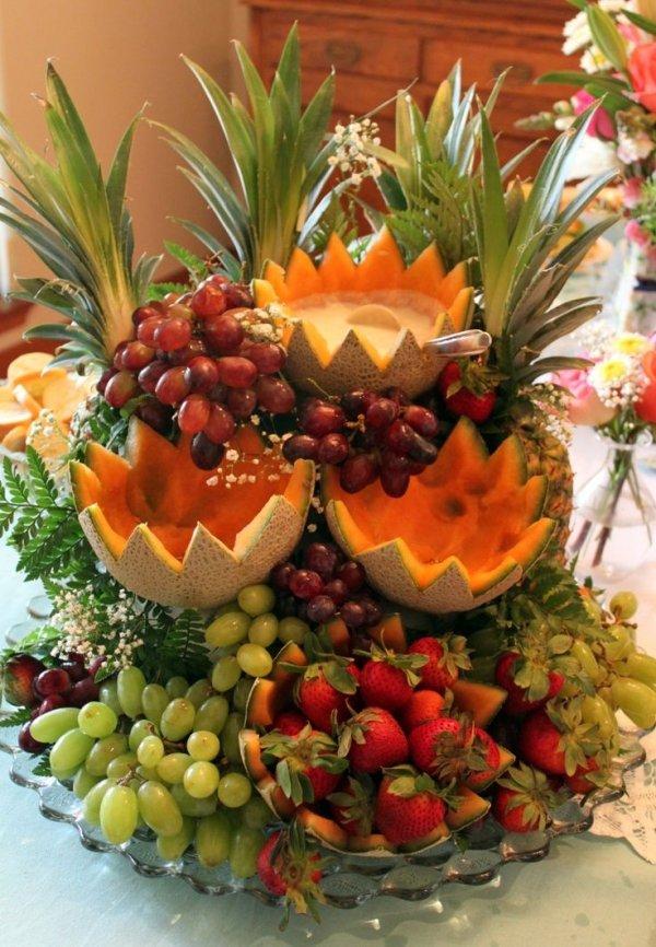 Epic Fruit Display